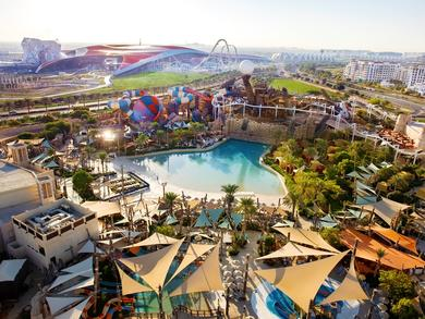 Abu Dhabi's Yas Waterworld to reopen August 4