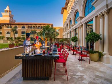 Aja Asian and Teppenyaki, Rixos Premium Saadiyat Island Abu Dhabi
