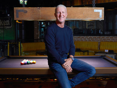 Solutions Leisure CEO Paul Evans on his book and his future