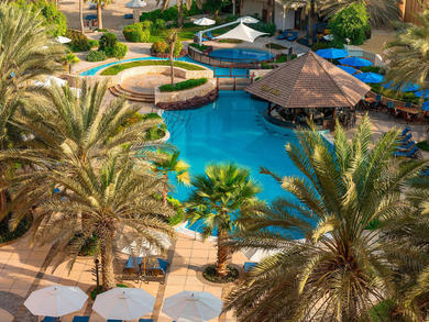 Best Abu Dhabi pool passes for Dhs100 or less