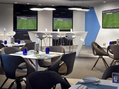 Blu Sky Lounge and Grill, Southern Sun Abu Dhabi
