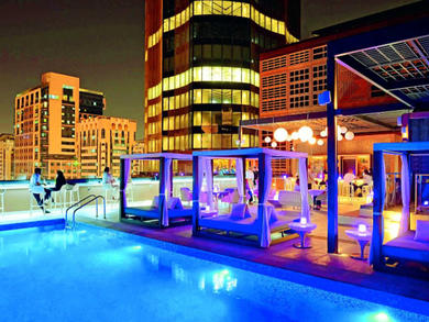 Courtyard by Marriott Abu Dhabi launches Dhs50 pool pass