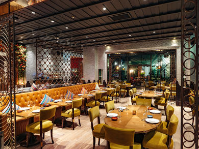 COYA Abu Dhabi has relaunched Friday brunch with new food and packages