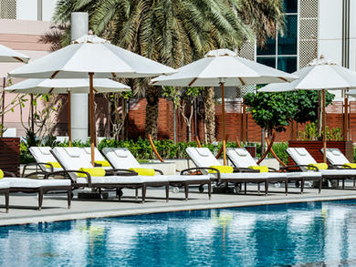 Le Royal Méridien Abu Dhabi introduces pool pass deal