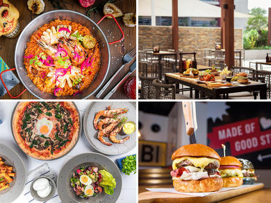 Best Abu Dhabi brunches for Dhs200 or less