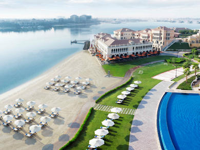 The Ritz-Carlton Abu Dhabi, Grand Canal introduces pool and beach pass