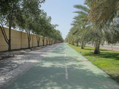 New Dhs106 million cycle and running network opens in Abu Dhabi
