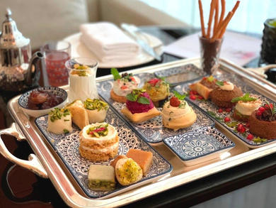 Rosewood Abu Dhabi introduces five new afternoon teas