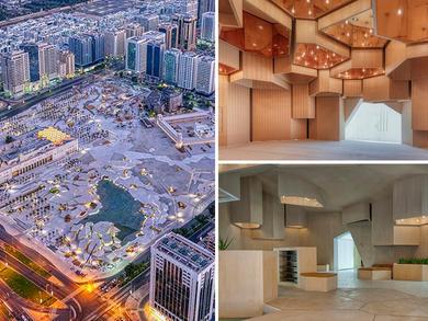 Mosque at Qasr al Hosn, Abu Dhabi wins global architecture award