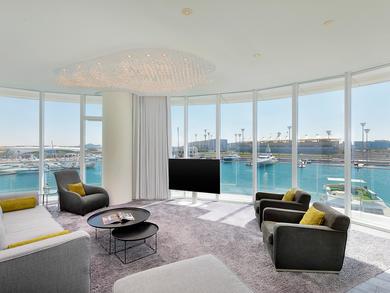 Best hotels near Abu Dhabi Airport