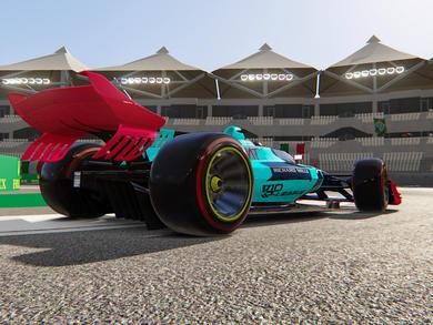 Abu Dhabi Motorsport Management launch YAS HEAT Esports team