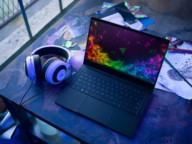 Razer's world-first GTX graphic ultrabook now available in UAE