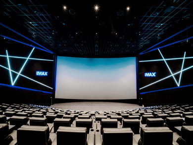 Hire a movie theatre for private screenings in Abu Dhabi and Dubai