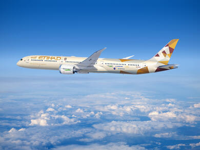 Abu Dhabi's Etihad Airways to reintroduce flights to three Saudi Arabian cities