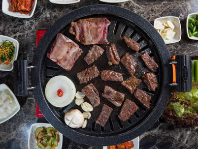 Where to get the best Korean food in Abu Dhabi