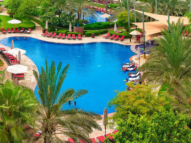 Westin Abu Dhabi Golf Resort and Spa introduces daycation and pool pass deals