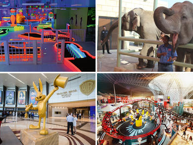 Fun places to go in Abu Dhabi