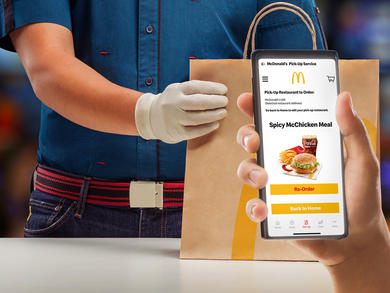 McDonald's launches new pick-up service in the UAE
