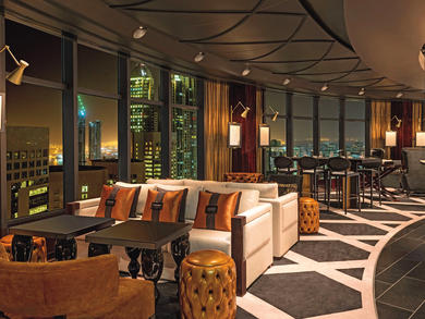 Abu Dhabi's Stratos launches gents' night with free drinks and food discount
