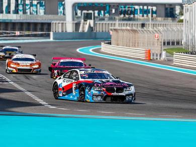 Abu Dhabi's Yas Marina Circuit announces date for Gulf 12 Hours race