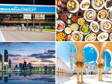 50 best reasons to fall in love with Abu Dhabi