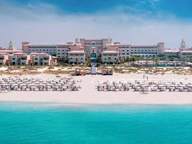 New weekend all-inclusive day pass at Abu Dhabi's Rixos Premium Saadiyat Island