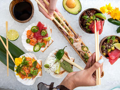 Abu Dhabi's Jumeirah at Saadiyat Island launches new Asian brunch