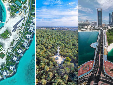Here are the best pictures of Abu Dhabi right now