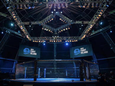 UFC President Dana White confirms five events for Fight Island in Abu Dhabi