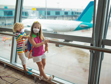 Travel regulations for UAE families flying out of Dubai and Abu Dhabi for half term
