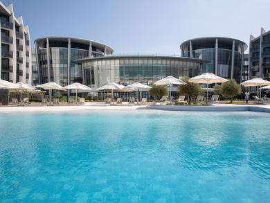 Free ice cream at Abu Dhabi's Jumeirah at Etihad Towers' new Dhs75 pool and beach pass