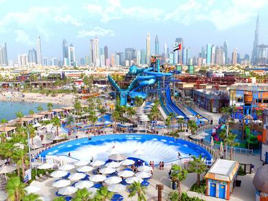 WATCH: Every slide at Laguna Waterpark Dubai – tried