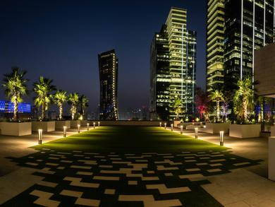 Abu Dhabi's The Galleria Al Maryah Island reopens rooftop parks