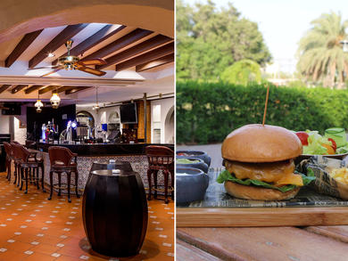 Get a burger and one litre of hops for Dhs99 at Abu Dhabi's Hemingway's