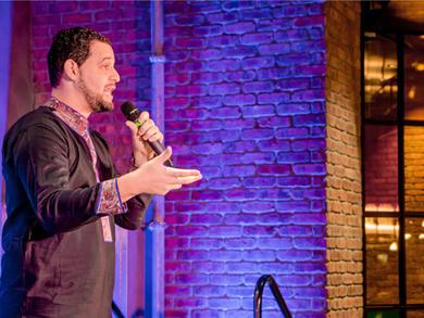 Abu Dhabi's spoken word event Rooftop Rhythms to return for a new season