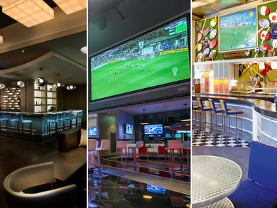 Where to watch the IPL in Abu Dhabi with deals on drinks and food