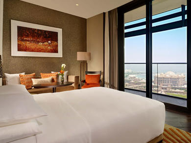 Grand Hyatt Abu Dhabi extends staycation offer until end of the year