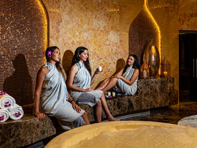 Get an extra 30 minute massage at Anantara Eastern Mangroves Abu Dhabi