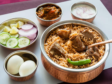 Le Méridien Abu Dhabi introduces Indian Night deal with unlimited biryani