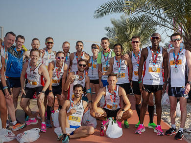 World's fastest half marathon to return to UAE