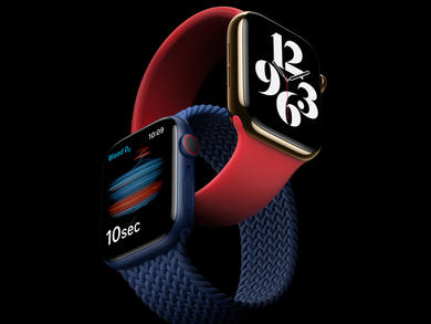 Apple reveals new Apple Watch Series 6 for UAE
