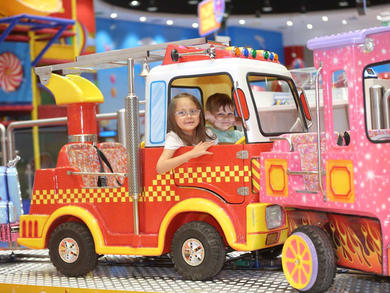 Abu Dhabi's children's play centres and gaming halls in malls to reopen
