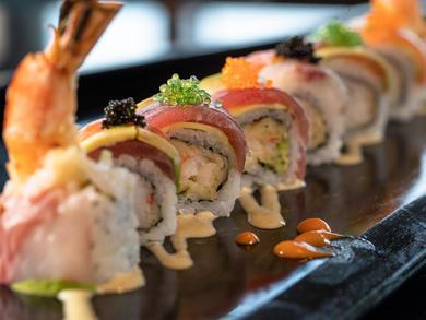 Abu Dhabi's Tori No Su is launching a brand-new Japanese brunch