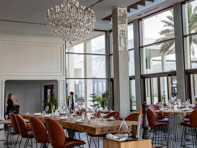 Abu Dhabi's La Salle to host grape pairing dinner