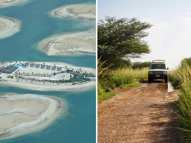 Four UAE destinations that feel like you're on holiday