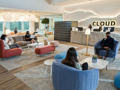 Yas Mall Abu Dhabi opens new CLOUD Space co-working offices