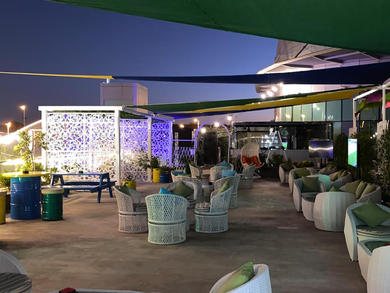 New hops garden opens at Dahab Restaurant and Lounge in Abu Dhabi