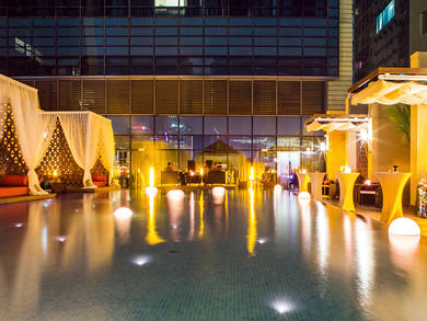 Three hours of drinks for less than Dhs100 at Southern Sun Abu Dhabi