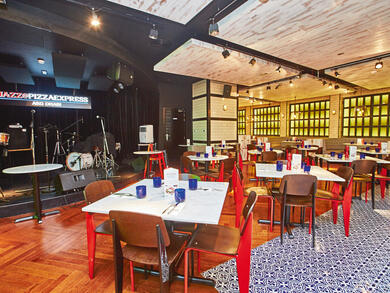 Get five hops or five glasses of grape for Dhs50 at Jazz@Pizza Express Abu Dhabi