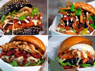 Hilton hotels in the UAE launch pop-up burger menu